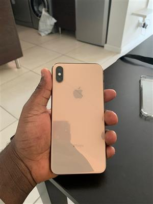 2 MONTHS USED IPHONE XX MAX FOR SALE