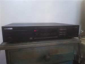 Kenwood CD Player to swop for Old Stereo Amplifier or Speakers