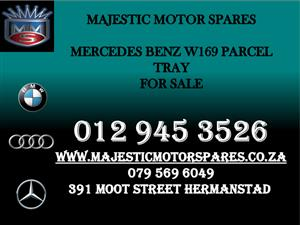 MERCEDES W169 PARCEL TRAY FOR SALE
