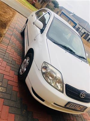 2004 Toyota Corolla 1.4 Advanced