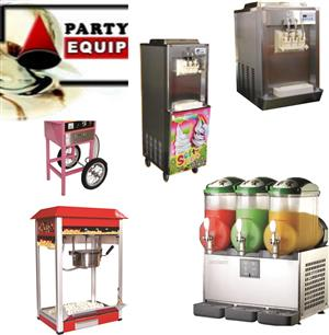 Catering Party Equipment Hire.