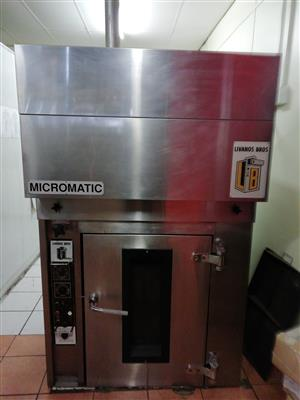 Micromatic oven
