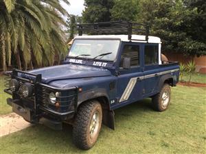 1997 Land Rover Defender 110