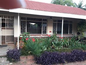 Tuinwoonstel / Garden Flat