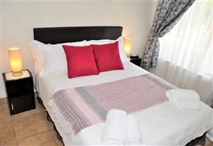 Fully Furnished Self-Catering 2-Bedroom Apartment to Let in Elarduspark Pretoria East