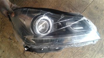M/BENZ NEW W204 XENON HEADLIGHT FOR SALE