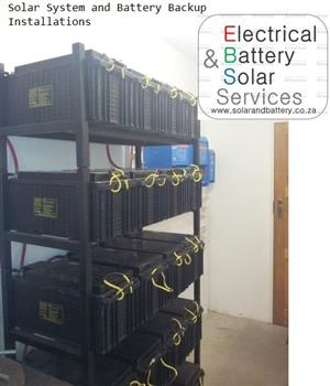 Solar and Battery Systems - Repairs and Faults