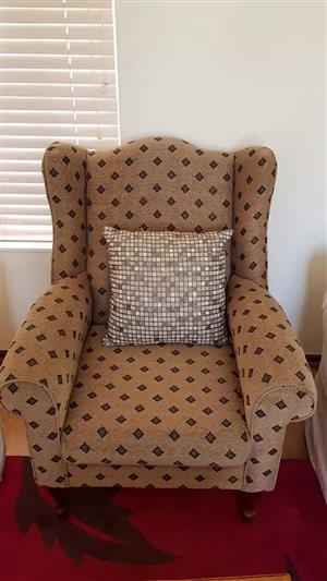 CoriCraft Capri Occasional Chair