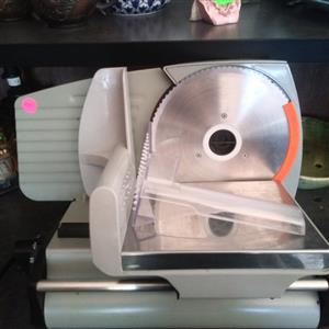 "Cold Meat Cutter ""As new"""
