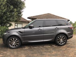 2015 Land Rover Range Rover Sport RANGE ROVER SPORT 3.0 SE (265KW)
