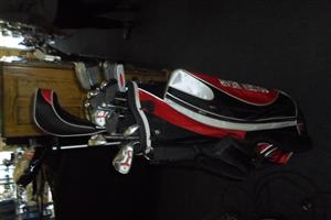Golf Set (Golden Bear, Nike and Taylormade)