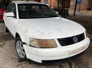 Vw Passat 1.8t 1999 Stripping for spares