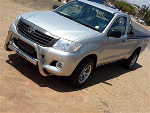 2010 Toyota Hilux single cab HILUX 2.0 VVTi A/C P/U S/C