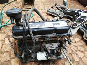 Ford 1.3 Duratech Engine,