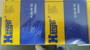 Hengst Oil Filter H90W03 (Equivalent to GUD Z156) Minimum order of 100 units
