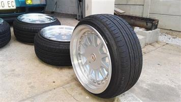 Set165/45/15 tyres to swop for set 165/50/15 tyres
