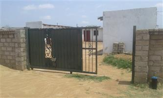 10 residential  units for sale R125000