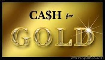 All Gold Purchased For Cash
