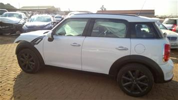 Mini Countryman striping for spares and parts for sale
