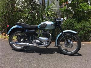 1954 Triumph Tiger T110