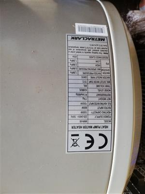 Geyser Hybrid Heat Pump