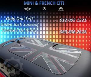 Mini Cooper Complete sunroof  for sale - Union Jack