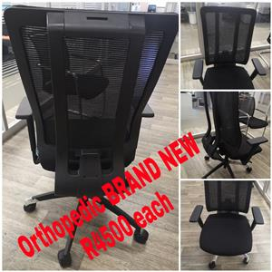 Orthopedic Chairs BRAND NEW 7 YEAR GUARANTEE available in bulk