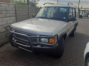 2000 Land Rover Discovery DISCOVERY 3.0 Si6 HSE LUXURY