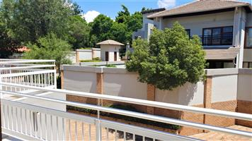 FULLY FURNISHED Ambassadorial 4-Bedroom House To Let in Waterkloof Ridge, Pretoria East.