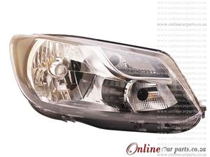 VW Caddy 3 11-15 Right Hand Side Electric Head Light Motor