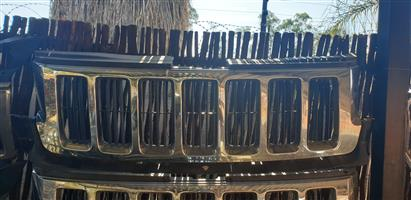 Jeep Grand Cherokee WKII Grilles