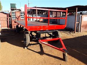 farm trailer flatbed