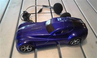 Earphones small car