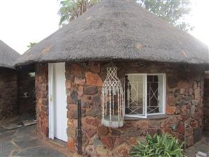 Spacious 4 bedroom home to rent on small holding.