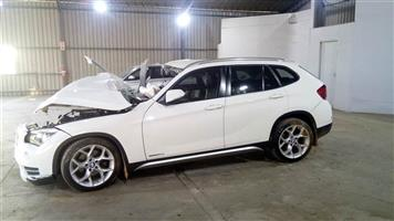 bmw x1 now stripping