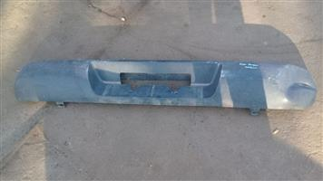 2014 ford ranger t6 rear bumper