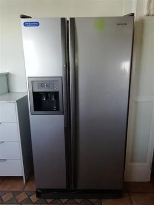 Samsung double door fridge