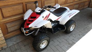 2006 Yamaha Quad