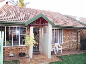 Three Bedroom 2 Bathroom as from 1 August Clubview Centurion