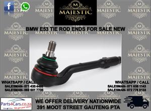 BMW e53 tie rod ends for sale
