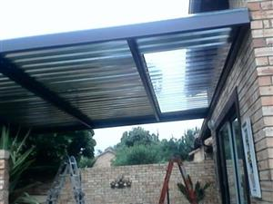 Metal carports for new installation call 0663478429 we do any type car shades ,car wash and for industrial parkings