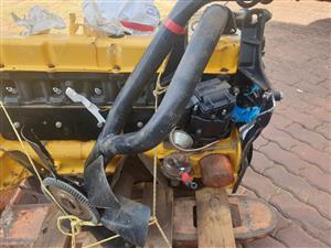 2 x 4.1 straight  6 ENGINES