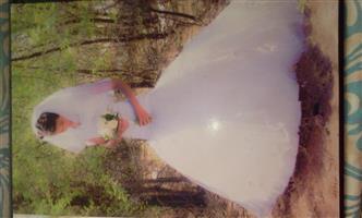 Maimaid wedding gown