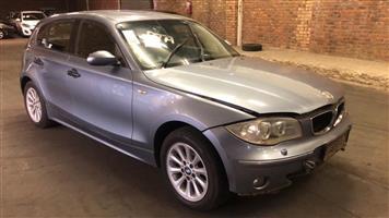 2005 BMW 1 Series 116i 3 door Code 2