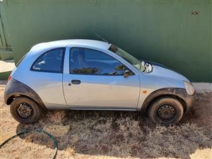 Ford KA  breaking for spares.