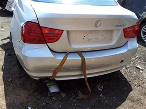BMW Rear Bumper