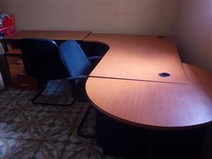 Verskeie kantoor meubels