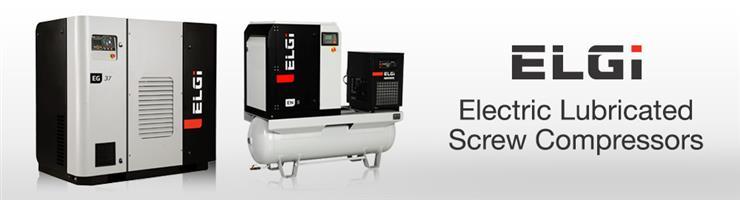 Electric Screw Compressors