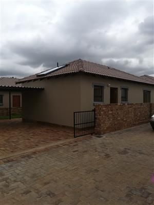 Lovely newly built townhouse for rent in Chantelle