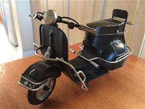 Iconic Vespa scooter model